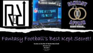 Rookie Mock 1.01 - Britt Sanders, Bradley Stickler, and Eric Burkholder go live for a rookie mock draft pre NFL draft. Who rises and who falls according to our experts analysis? click the link to find out