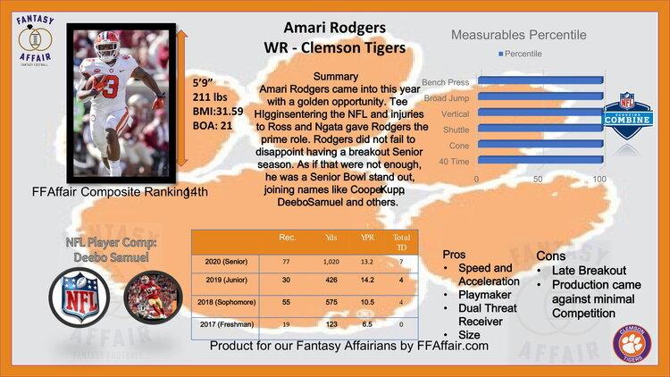 Amari Rodgers
